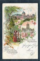 Ansichtskarte Gruss aus Bad Oeynhausen - 01654
