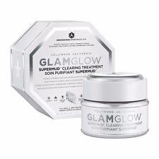 Glamglow super Mud Mask clearing treatment 34g/1.2oz