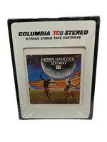 Herbie Nancock Sextant Columbia TC8 Stereo (1973, 8-Track Tape Cartridge) NEW