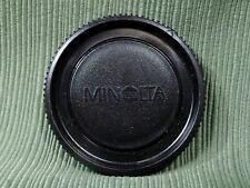 Minolta BC-1 Twist-on 35mm SLR Camera Body Cap Genuine Original Vintage