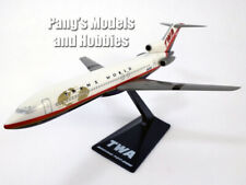 Boeing 727-200 (727) TWA - Trans World Airlines 1/200 Scale Model Airplane