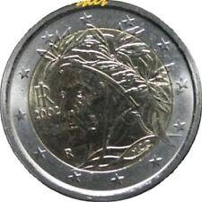 Pièces euro de l'Italie pour 2 Euro année 2002