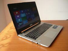 ASUS S56CA 15.6in. ( Intel Core i3 -3217U, 1.8GHz) Ultrabook (Black)