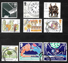 Great Britain ..Higher Face Value Commemorative Issue`s .. 2244