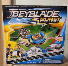 Beyblade Burst Evolution Star Storm Battle Set Brand New