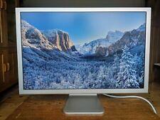 """Apple Cinema Display HD 30"""" pouces avec 150 W Adaptateur d'alimentation complet prêt à aller"""