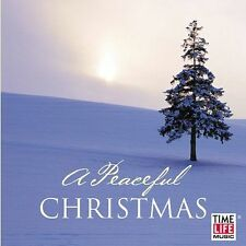 TIME-LIFE - A PEACEFUL CHRISTMAS - NEW SEALED CD