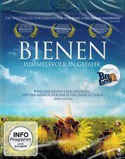 BLU-RAY NEU/OVP - Bienen - Himmelsvolk in Gefahr