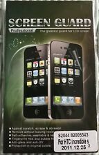 Screen Guard Professional Screen Protector for HTC Incredible S, BRAND NEW