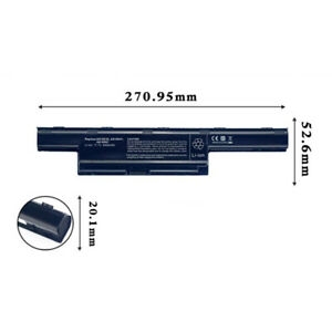 6Cell Laptop Battery for Acer Aspire 4252 4333 4755 5253 5350 5560 5741
