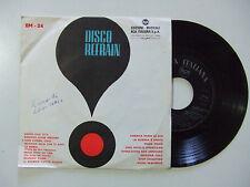 Le Edizioni Musicali Rca Presentano Il Disco Refrain - Disco Vinile ITALIA