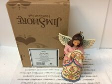 JIM SHORE SEWING ANGEL HANGING ORNAMENT NEW IN BOX #6001516