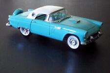 New ListingFranklin Mint 1/24 Scale 1956 Ford Thunderbird