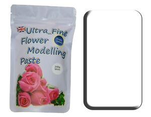 240g SimplyHeaven Sugar Florist Gum Paste - Sugarcraft Florest Flower Modelling