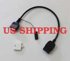 Aux Adapter Cable For Infiniti G25 M35H M35 M37 M45 M56 IPOD 284H2-ZT50A Generic