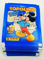 Topolino Disney - Sticker Story Mickey 90 - 50 bustine figurine Panini Promo