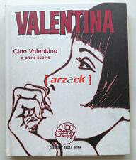 Guido Crepax VALENTINA 1 Ciao Valentina e altre storie PANINI Corriere