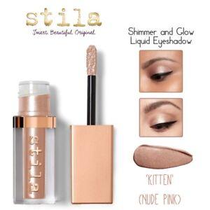 Stila Shimmer & Glow Liquid Eyeshadow-Kitten