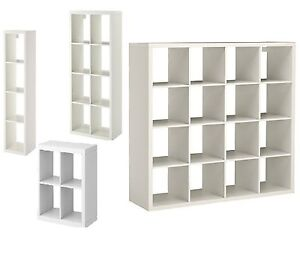 IKEA Display unit Shelf Storage Bookcase or Shelving W/ Drona Box Insert