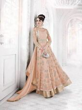 NEW DESIGNER INDIAN HEAVY WORK ANARKALI SUIT PAKISTANI WEDDING SALWAR KAMEEZ B4