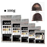 Sevich Refill Hair Fibers Keratin Building Thickening 100g Pack Fibre Loss Care