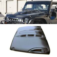 Custom AVG Avenger Style Hood for 2007-2018 Jeep Wrangler JK JKU