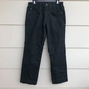 5.11 Tactical Pants Defender Flex Stretch Oil Green Slim Fit Mens 30x34