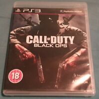 Call of Duty: Black Ops PS3 Game Sony PlayStation 3
