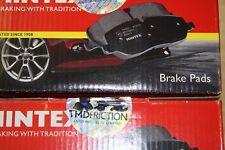 Rear Brake Pads Renault Koleos 2.0 dCi 4x4 SUV HY 08-13 150HP 105.4x38.0x14.2mm