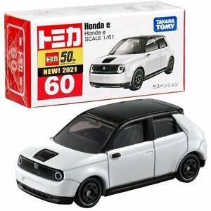 Takara Tomy Tomica 1/61 Diecast Model Car No60-Honda e