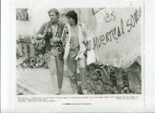UNDER FIRE-1983-8X10 PROMO STILL-NICK NOLTE-JOANNA CASSIDY-WAR-INDEPENDENT FN