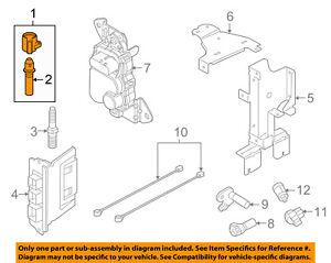 FORD OEM-Ignition Coil 4L7Z12029AB