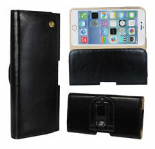 Leather Mobile Phone Clips for iPhone 6
