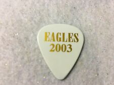 Guitar Pick Joe Walsh - Eagles 2003 tour issue guitar pick No Lot