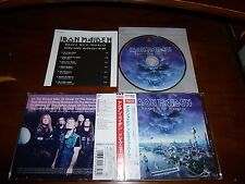 Iron Maiden / Brave New World JAPAN WPCR-80029 E