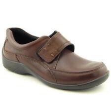Ecco Wave Munk Brown Shoes 37 6