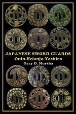 2016 English Tsuba Book ONIN HEIANJO YOSHIRO Japanese Samurai Sword Guards