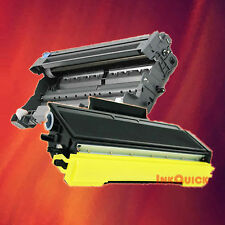 Toner Cartridge TN-580 & Drum DR-520 for Brother 2 Pack