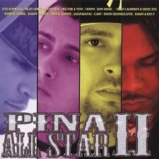 Pina Records All Stars, Vol. 2 by Various Artists (CD, Aug-2004, Pina Records)