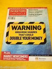 INVESTORS CHRONICLE - FINANCE COMPANIES - MAY 24 2002