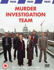 Murder Investigation Team Complete 1st Series Dvd Brand New & Factory Sealed