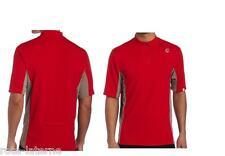 Cannondale Men 's Quick Jersey 2m160 emp camiseta manga corta talla L-large rojo nuevo