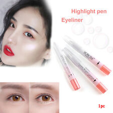 Pro Makeup Glitter Highlighter Eyeshadow Pencil Cosmetic Eye Shadow Eyeliner Pen