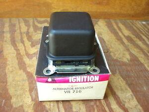 1963 1964 1965 1966 1967 1968 Pontiac GTO Grand Prix voltage regulator NOS!