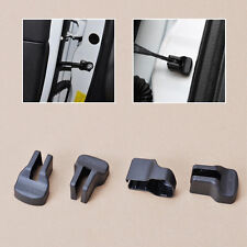 4pcs Door Check Arm Rust Waterproof Buckle Cover Kit For Ford Edge Kuga/Escape