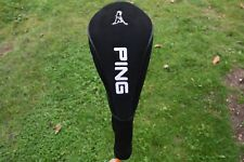 PING REPLACEMENT FAIRWAY HEAD COVER  FITS 3,4,5,OR 7 BLACK