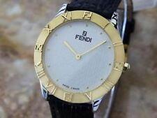 Fendi Orologi Womens Watch REDUCED