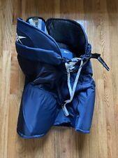 Reebok 7K Hockey Pants Sr L/G Blue Preowned Euc!