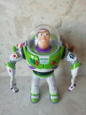 Toy story Buzz Lightyear Thinkway toy - push buttons to make Buzz talk