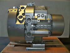 """REGENERATIVE BLOWER 11.5 HP 118 CFM  416""""H2O Max press"""